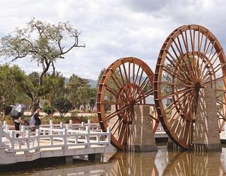 剑川木雕艺术小镇成大滇西旅游环线新亮点